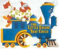 Link to an enlarged image of The Little Engine That Could (Board Book) (BRDBK)
