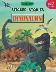 Link to an enlarged image of Dinosaurs (Sticker Stories)