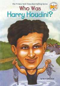 Link to an enlarged image of Who Was Harry Houdini? (Who Was...?)