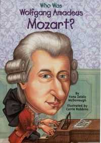 Link to an enlarged image of Who Was Wolfgang Amadeus Mozart? (Who Was...?)