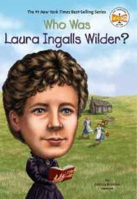 Link to an enlarged image of Who Was Laura Ingalls Wilder? (Who Was...?)