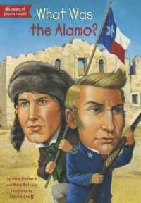 Link to an enlarged image of What Was the Alamo? (What Was...?)