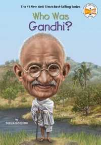 Link to an enlarged image of Who Was Gandhi? (Who Was...?)
