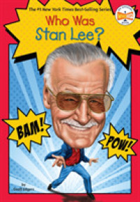 Link to an enlarged image of Who Was Stan Lee? (Who Was...?)