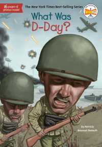 Link to an enlarged image of What Was D-day? (What Was...?) (DGS)