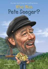 Link to an enlarged image of Who Was Pete Seeger? (Who Was...?)