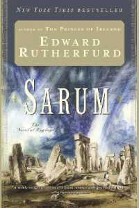 Link to an enlarged image of Sarum : The Novel of England (Reprint)