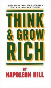 Link to an enlarged image of Think and Grow Rich (Reissue)