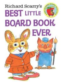 Link to an enlarged image of Richard Scarry's Best Little Board Book Ever (Richard Scarry) (BRDBK)