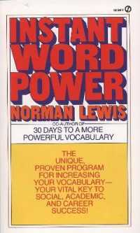 image of Instant Word Power (Reprint)