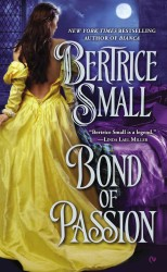 Link to an enlarged image of Bond of Passion (Border Chronicles)