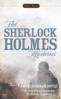 Link to an enlarged image of The Sherlock Holmes Mysteries : 22 Stories