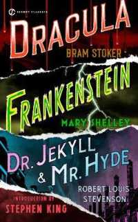 Link to an enlarged image of Frankenstein, Dracula, Dr. Jekyll and Mr. Hyde