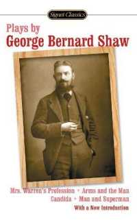 Link to an enlarged image of Plays by George Bernard Shaw : Mrs. Warren's Profession/Arms and the Man/Candida/Man and Superman