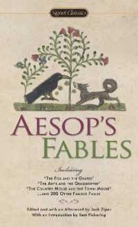 Link to an enlarged image of Aesop's Fables (Reprint)