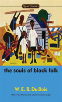 Link to an enlarged image of The Souls of Black Folk (Reprint)