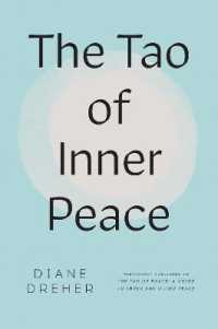 Link to an enlarged image of The Tao of Inner Peace : A Guide to Inner Peace (Revised)