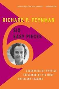 Link to an enlarged image of Six Easy Pieces : Essentials of Physics Explained by Its Most Brilliant Teacher (Reprint)