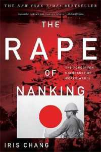 Link to an enlarged image of The Rape of Nanking : The Forgotten Holocaust of World War II (Reprint)