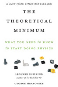 Link to an enlarged image of The Theoretical Minimum : What You Need to Know to Start Doing Physics (Reprint)