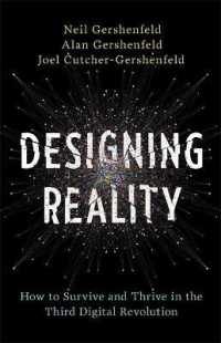 Link to an enlarged image of Designing Reality : How to Survive and Thrive in the Third Digital Revolution