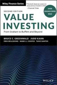 Link to an enlarged image of Value Investing : From Graham to Buffett and Beyond (Wiley Finance) (2nd)