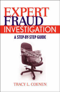 Link to an enlarged image of Expert Fraud Investigation : A Step-by-step Guide