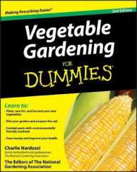 Link to an enlarged image of Vegetable Gardening for Dummies (For Dummies (Home & Garden)) (2nd)