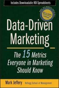 Link to an enlarged image of Data-Driven Marketing : The 15 Metrics Everyone in Marketing Should Know