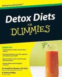 Link to an enlarged image of Detox Diets for Dummies (For Dummies (Health & Fitness))