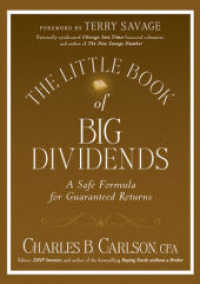 Link to an enlarged image of The Little Book of Big Dividends : A Safe Formula for Guaranteed Returns (Little Book, Big Profits)