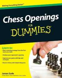 Link to an enlarged image of Chess Openings for Dummies (For Dummies (Sports & Hobbies))