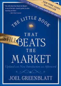 Link to an enlarged image of The Little Book That Still Beats the Market (Little Book, Big Profits) (Updated)