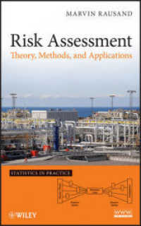 Link to an enlarged image of Risk Assessment : Theory, Methods, and Applications (Statistics in Practice)