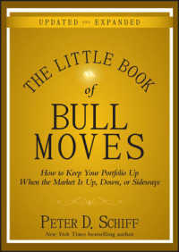 Link to an enlarged image of The Little Book of Bull Moves : How to Keep Your Portfolio Up When the Market Is Up, Down, or Sideways (Little Book, Big Profits) (Expanded Updated)