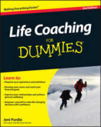 Link to an enlarged image of Life Coaching for Dummies (For Dummies (Psychology & Self Help)) (2nd)