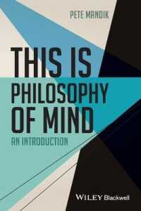 Link to an enlarged image of This Is Philosophy of Mind : An Introduction (This Is Philosophy)