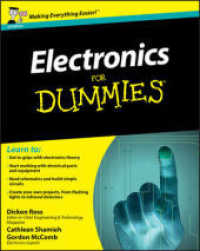 Link to an enlarged image of Electronics for Dummies (For Dummies) -- Paperback
