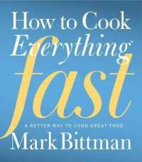 How to Cook Everything Fast 9780470936306