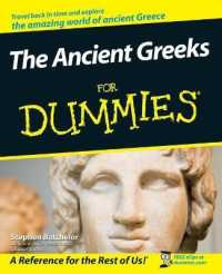 Link to an enlarged image of The Ancient Greeks for Dummies (For Dummies (History, Biography & Politics))
