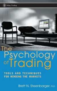 Link to an enlarged image of The Psychology of Trading : Tools and Techniques for Minding the Markets (Wiley Trading)