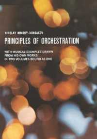 Link to an enlarged image of Principles of Orchestration