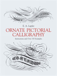 Link to an enlarged image of Ornate Pictorial Calligraphy : Instructions and over 150 Examples (Dover Pictorial Archive Series)