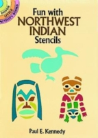 Link to an enlarged image of Fun with Northwest Indian Stencils