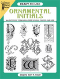 Link to an enlarged image of Ornamental Initials (Ready-to-use)