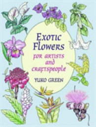 Link to an enlarged image of Exotic Flowers for Artists and Craftspeople (Dover Pictorial Archive Series)