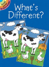 Link to an enlarged image of Whats Different (Dover Little Activity Books) -- Paperback / softback