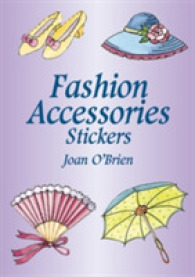 Link to an enlarged image of Fashion Accessories Stickers (Dover Little Activity Books) -- Paperback / softback