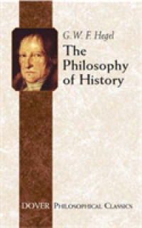 Link to an enlarged image of The Philosophy of History (Dover Philosophical Classics) (Reissue)