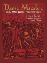 Link to an enlarged image of Danse Macabre and Other Piano Transcriptions